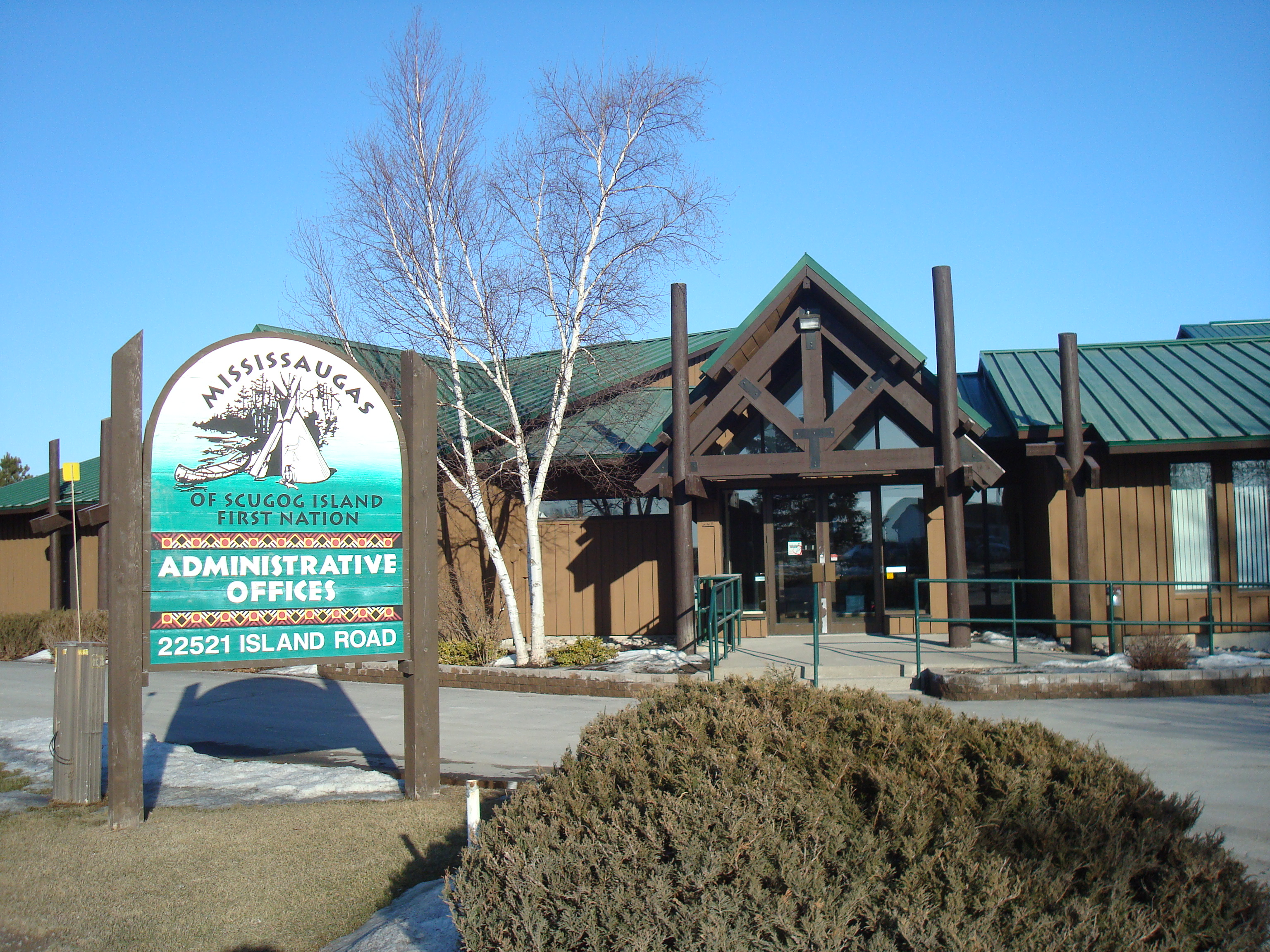 Mississaugas Of Scugog Island First Nation